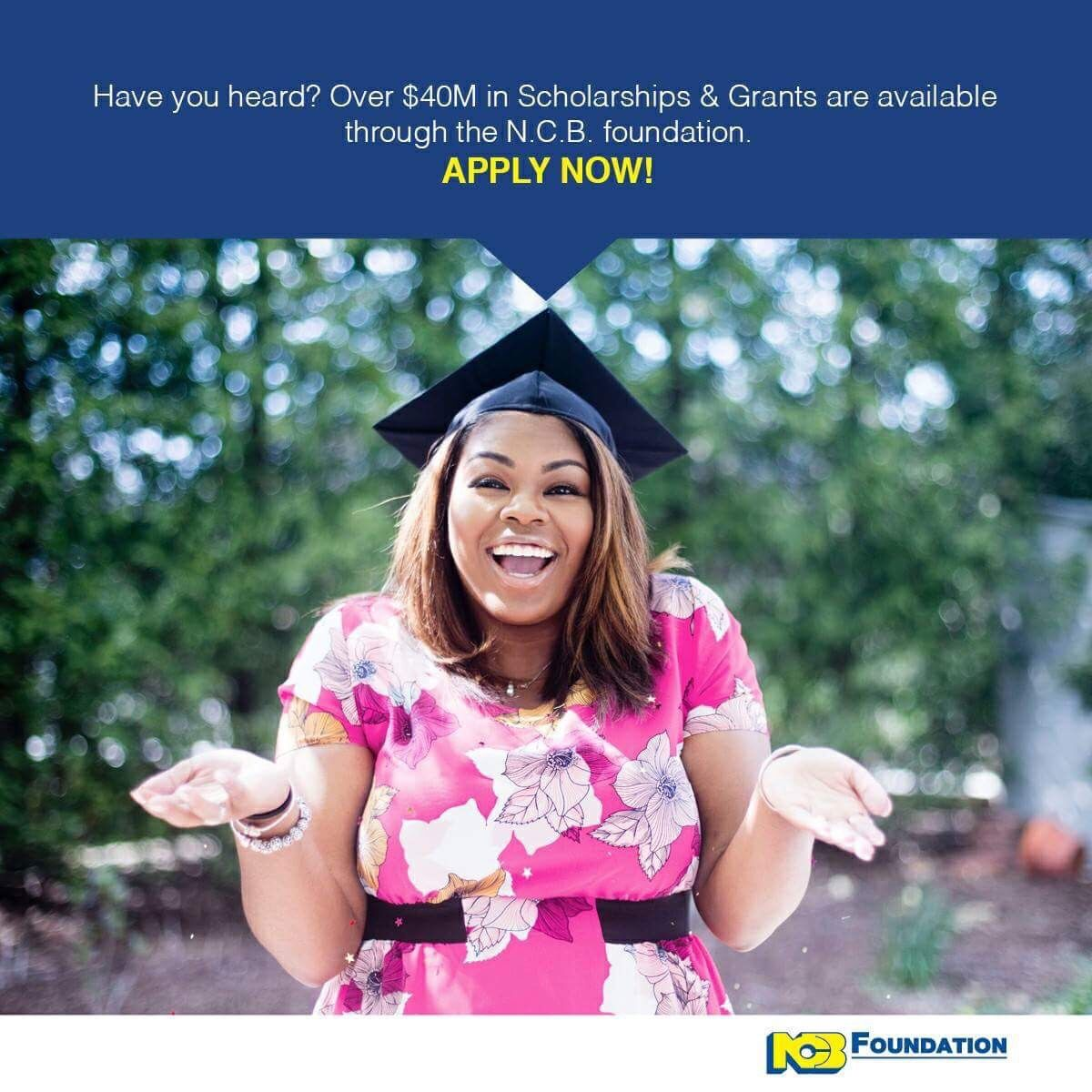 Have you heard? Over 40M available in Scholarships