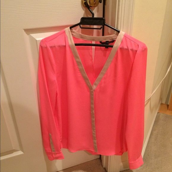 New Wto Tags Victoria S Secret Blouse Open Toe Booties Hot Pink