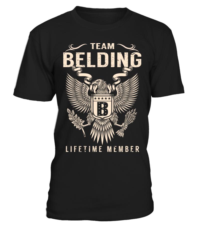 Team BELDING - Lifetime Member