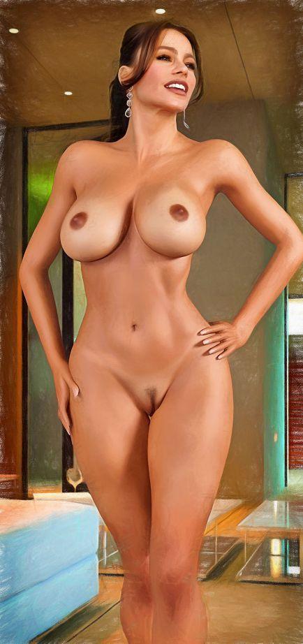 Modern Family Sofia Vergara Porn - Así es como se vería Sofía Vergara desnuda Galería de fotos porno de la  hermosa actriz y modelo colombiana Sofía Vergara desnuda.