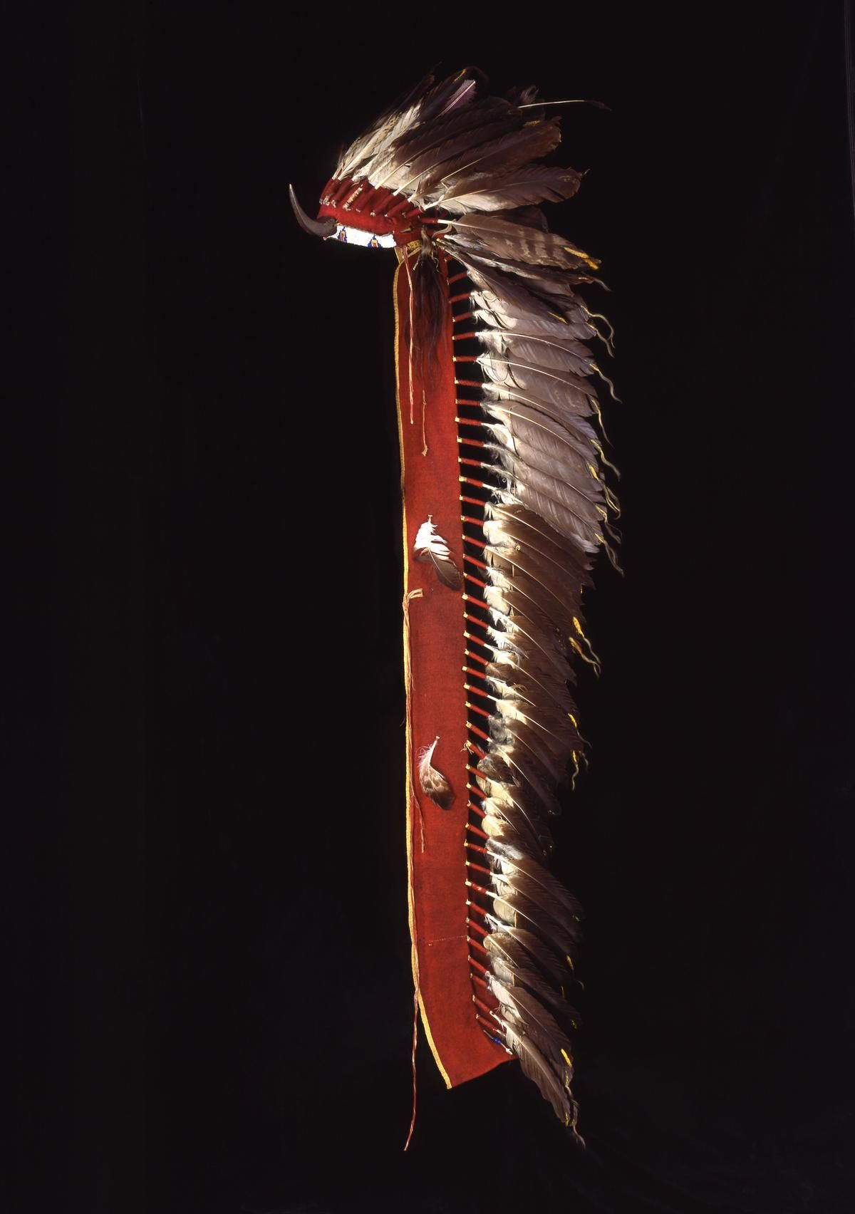 bonnet- Northern Plains- Cheyenne.ca. 1860-1865
