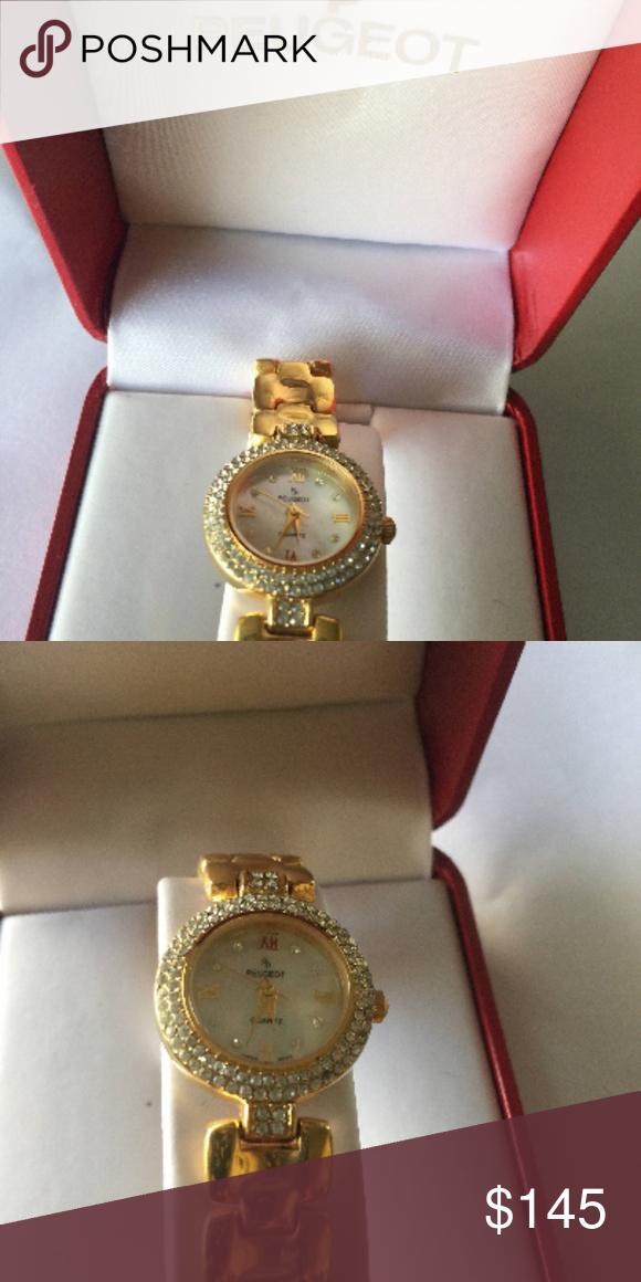 Vintage Peugeot Watch Vintage Watches Accessories Watches Watches
