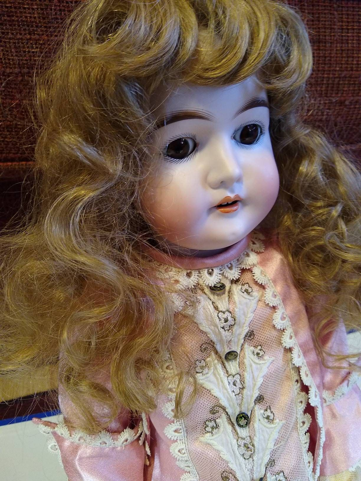 Cleaning Doll Hair Or Doll Wig Cleansing Synthetic Hair And Yarn Hair Doll Hair Doll Wigs Synthetic Hair