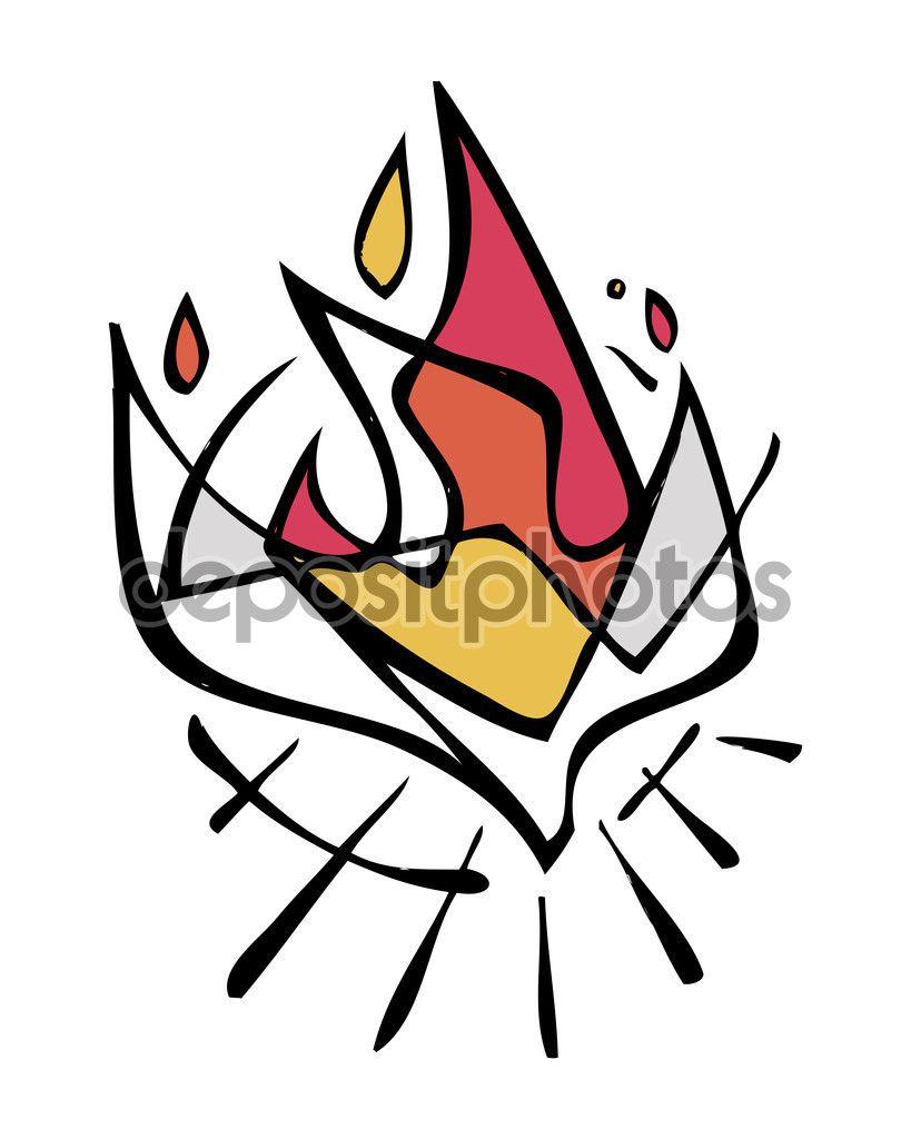 Risultati immagini per simboli spirito santo