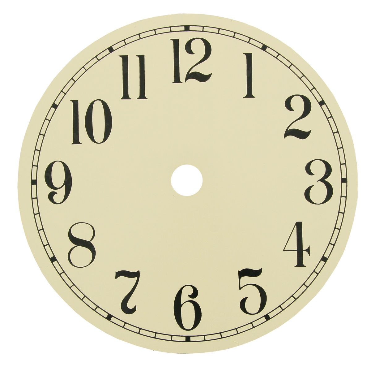 ошибочно большая картинка циферблата часов для