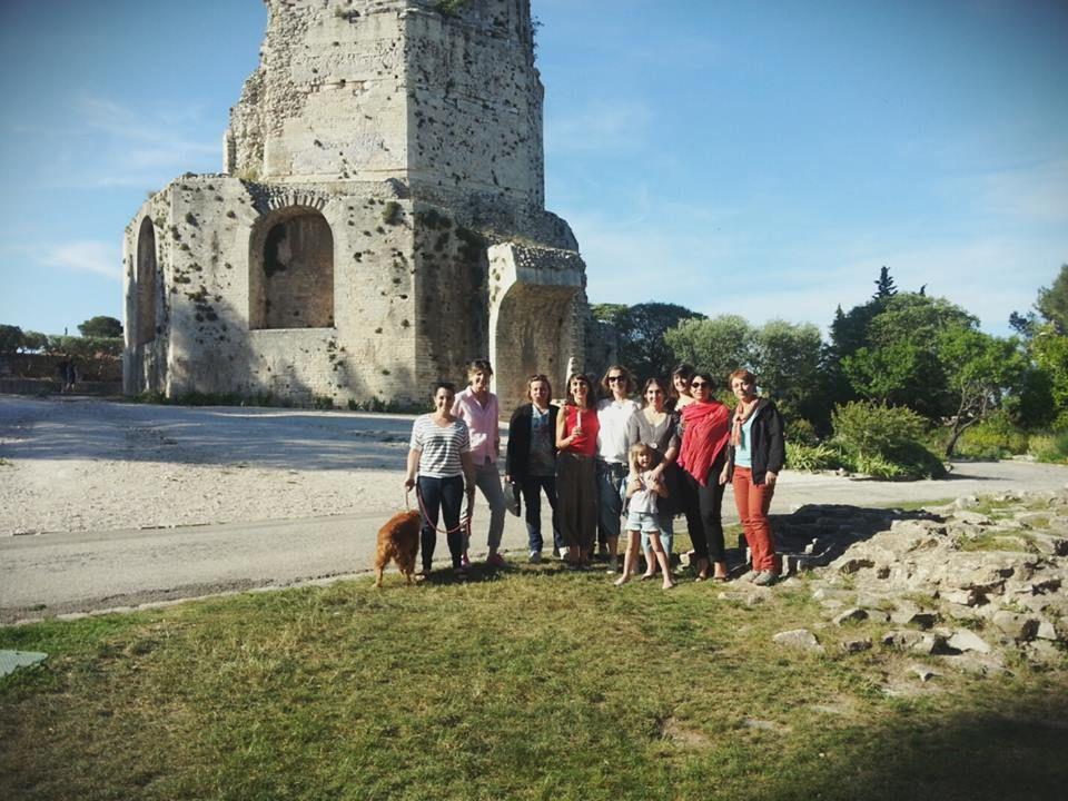 Rencontre à Nîmes - Mai 2016 - Proposée par Anne