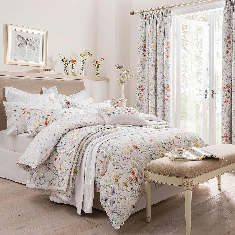 Dorma Wildflower Digitally Printed 100 Cotton Duvet Cover