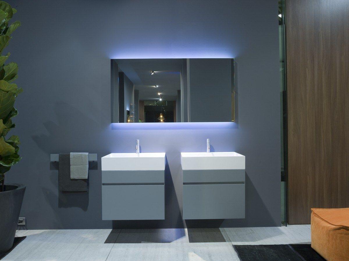 Design Rectangular Bathroom Mirror FLASH By Antonio Lupi Design® | Design  AL Studio