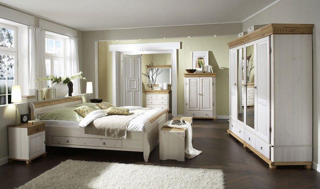 Billig schlafzimmer massivholz weiß Deutsche Deko Pinterest - schlafzimmer massiv komplett