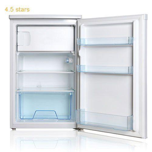 Igenix Ig350r Under Counter Fridge With 4 Ice Box Versatile Reversible Door And Adjustable Thermostat 50 Cm Refrigerator Under Counter Fridge Fridge Freezers