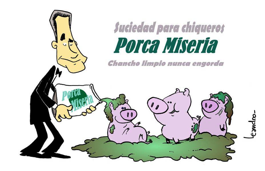 Les Luthiers - Porca Miseria / 2009