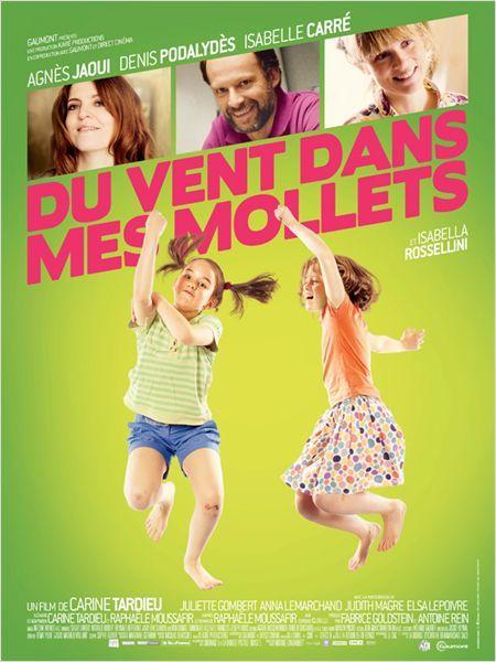 """Du Vent dans mes mollets - French Film """"The Dandelions"""""""