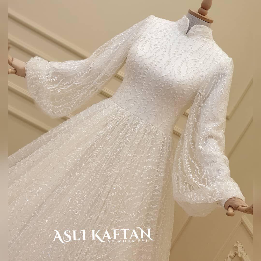 tesettür gelinlik in 2020 | modest wedding dresses, hijab