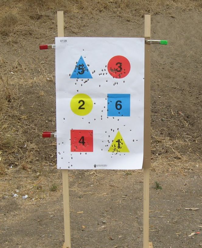 Fun And Cheap. Making Your Own Homemade Shooting Targets