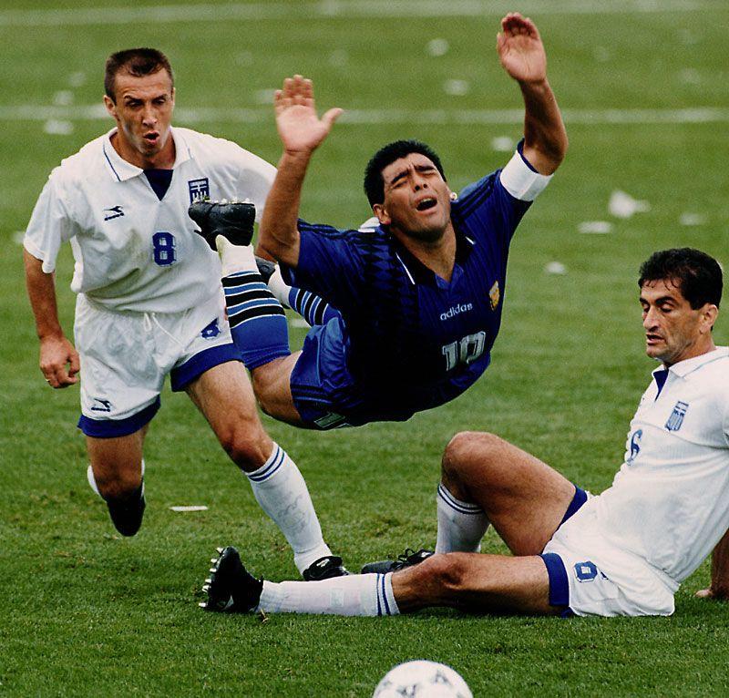 Αποτέλεσμα εικόνας για argentina grecia 1994