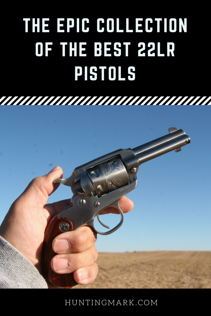 the epic collection of the best 22lr pistols hunting pinterest