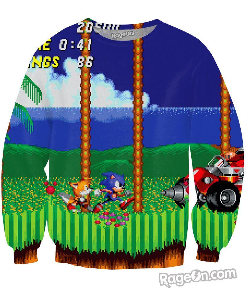 5984 Rageoncom Videogames Gaming Gamers Sega Sonic