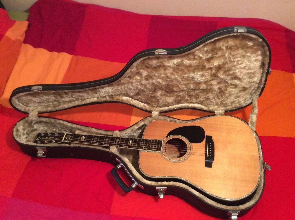 K.Yairi YW1000 Vintage 1978 Acoustic Guitar Beautiful JACARANDA hand made  #KYAIRI