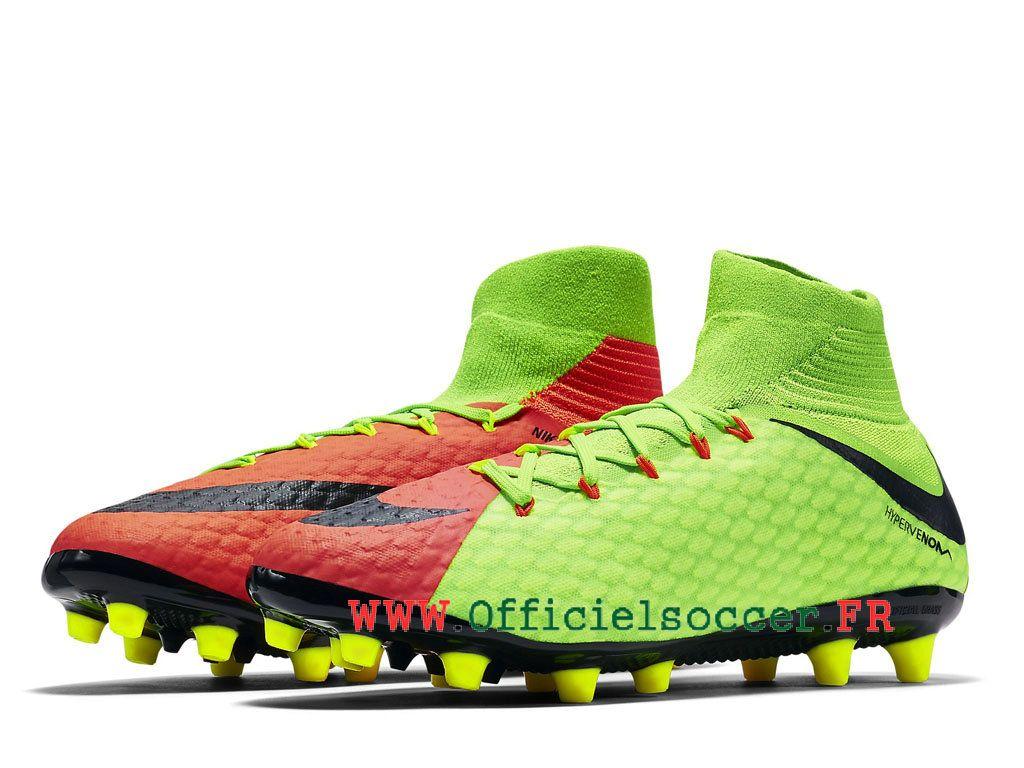 Chaussure de soccer à ongles FG imperméable à l´eau NIKE