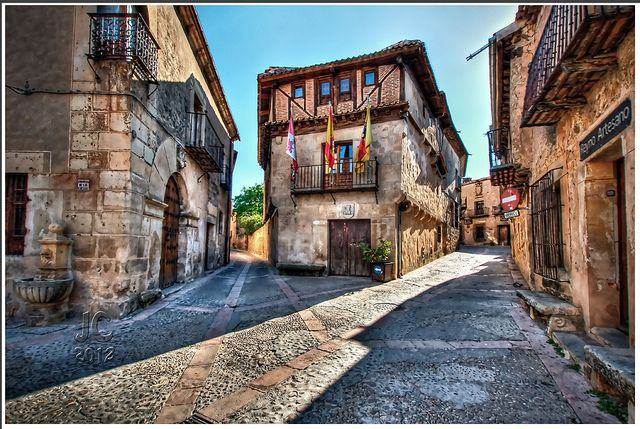 Pedraza - Segovia - España (Spain)