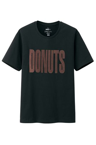 aabb15911 Uniqlo Launches New T-Shirt Line With MoMA | Sarah Morris | T shirt ...