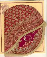 Handmade Wedding Card Dulhan Bride Indian Wedding Cards Wedding Invitation Inspiration Wedding Cards Handmade