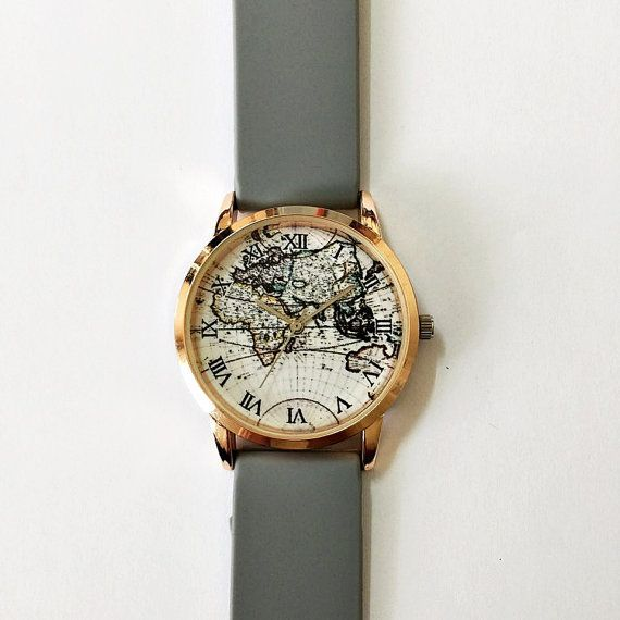 2016 world map watch by freeforme women watches mens watch 2016 world map watch by freeforme women watches mens watch vintage style watch unique watches boyfriend watch unisex watch rose gold watch gumiabroncs Image collections