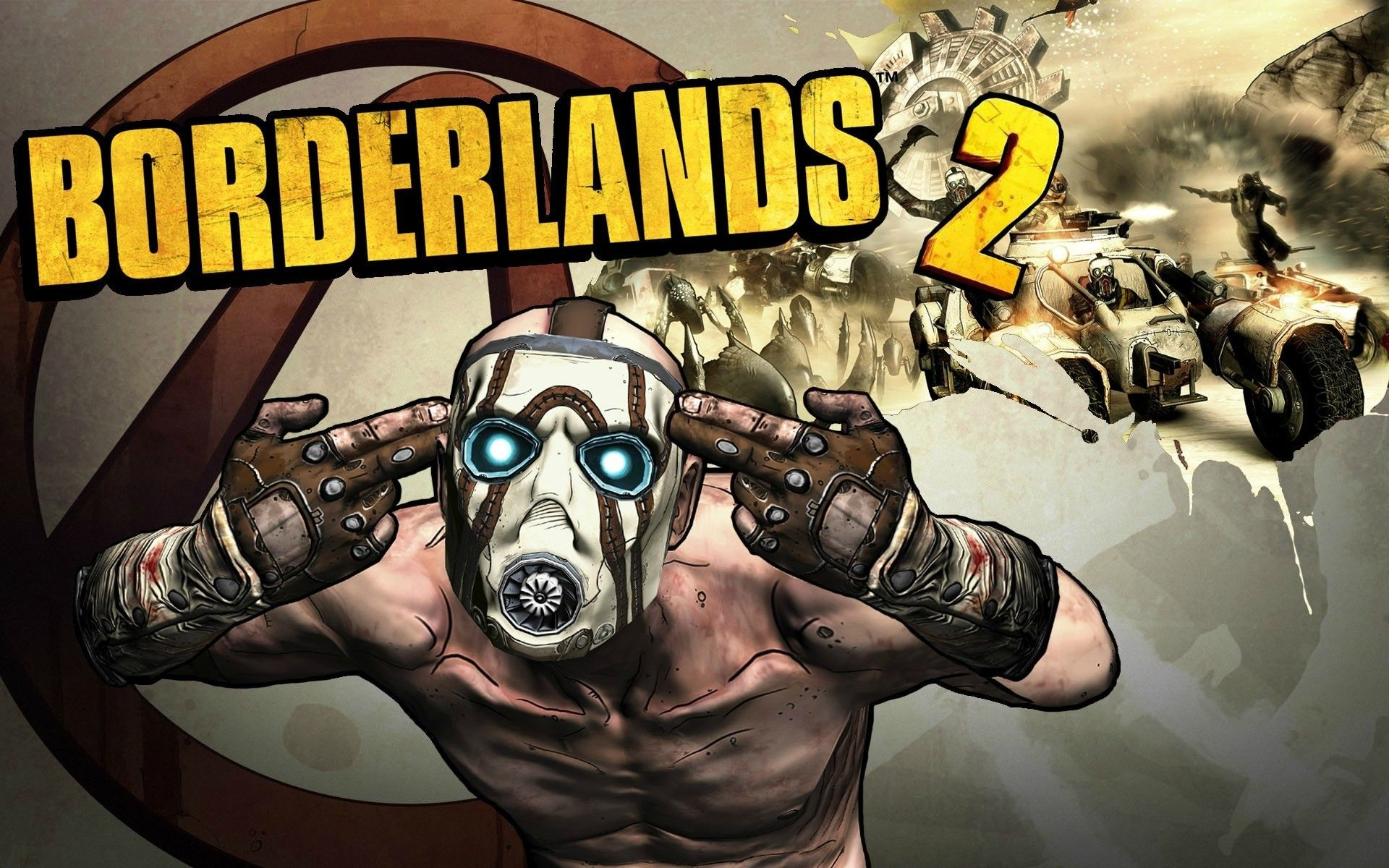 K Ultra HD Borderlands Wallpapers HD Desktop Backgrounds
