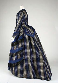 Dress  1870–71