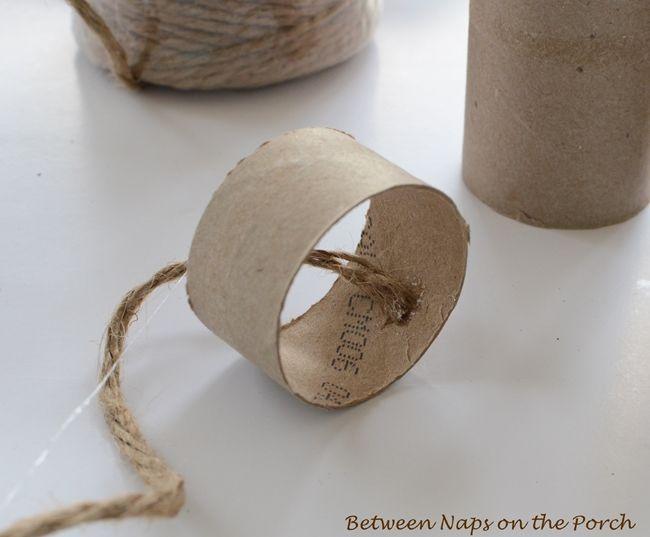 Make A Starfish Napkin Ring A Pottery Barn Knock Off
