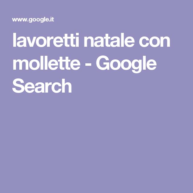 lavoretti natale con mollette - Google Search