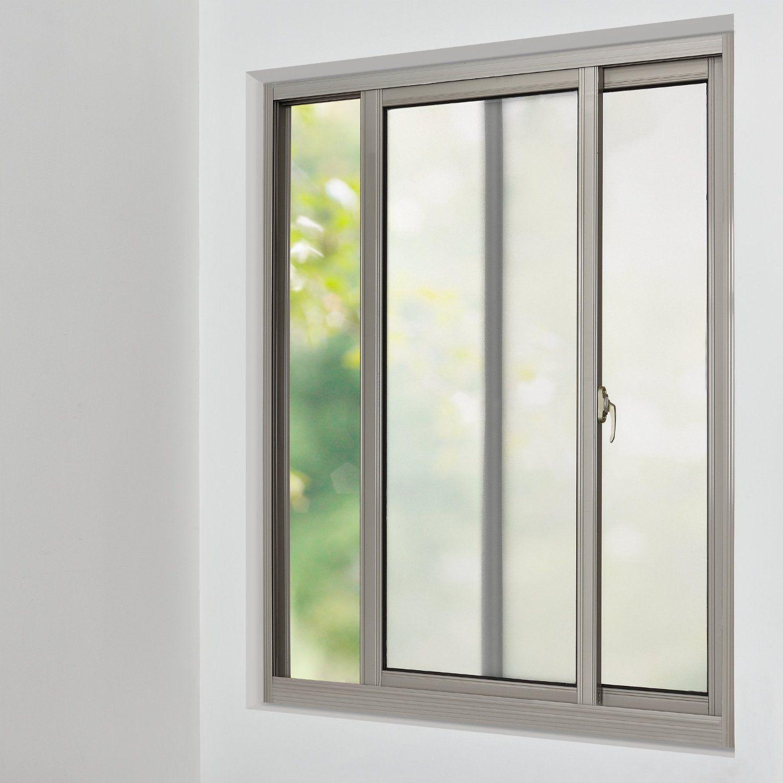 Folie für badezimmerfenster  casa.pro] Sichtschutzfolie für Fenster - Statisch haftend 1m x 2m ...