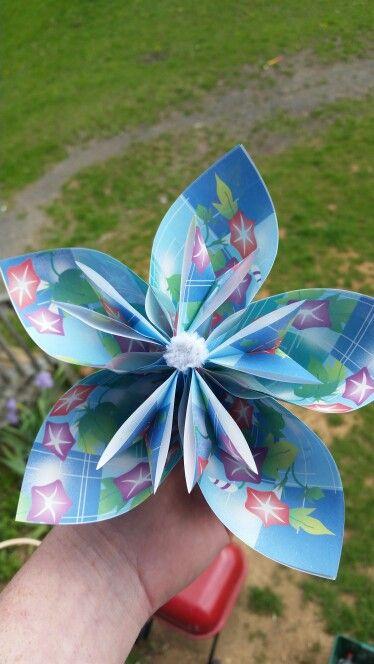 5 petal kusudama also modular as easu as the 4 petal version but 5 petal kusudama also modular as easu as the 4 petal version but mightylinksfo Images