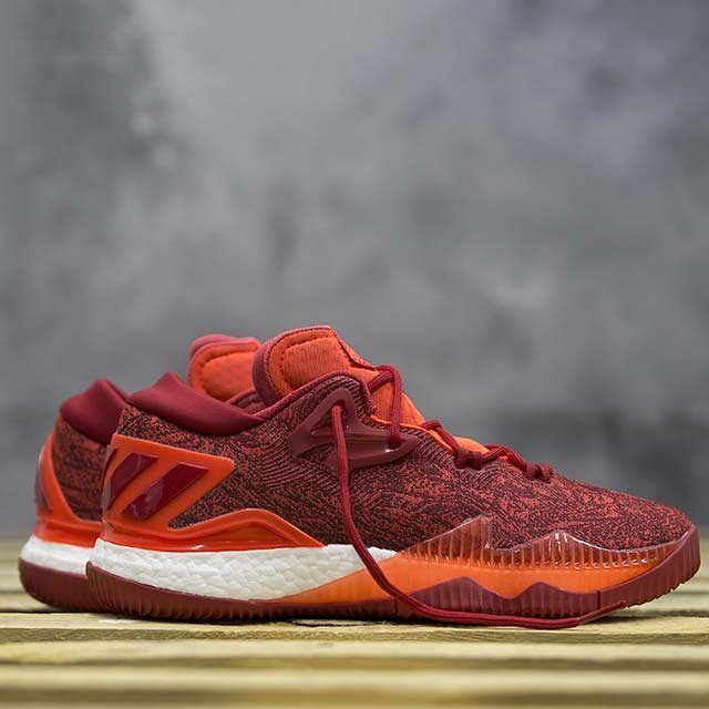 pretty nice 72258 95a7e ... reduced adidas crazylight boost 2016 solar red 3d917 06912