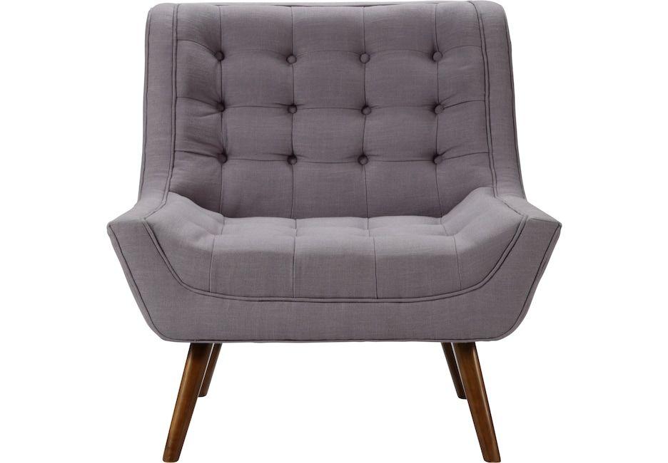 Fine Termini Gray Accent Chair Products In 2019 Grey Accent Frankydiablos Diy Chair Ideas Frankydiabloscom