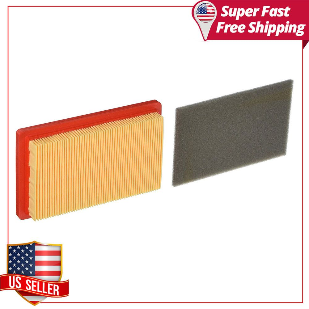 Lawn Mower Air Filter Replace Fits 4 5 -6 5 H P Craftsman