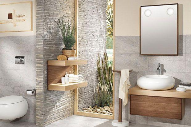 Arredo Bagno Stile Spa : El spa en tu baño baños