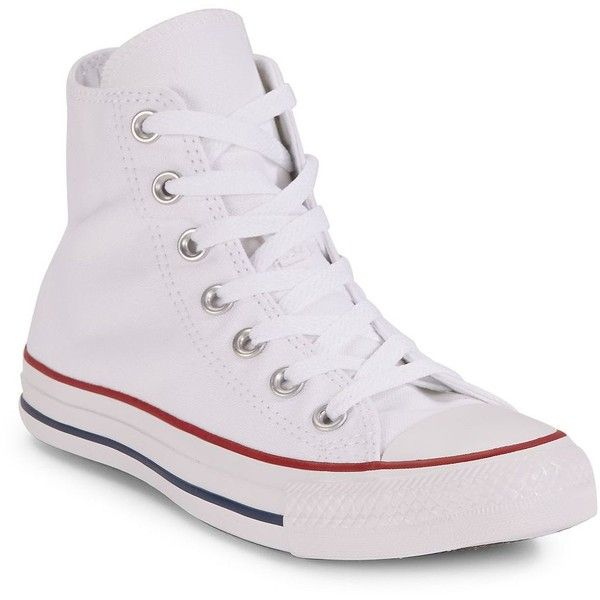 98391b909ca3 Converse Women s All Star Hi-Top Sneakers ( 60) ❤ liked on Polyvore  featuring shoes