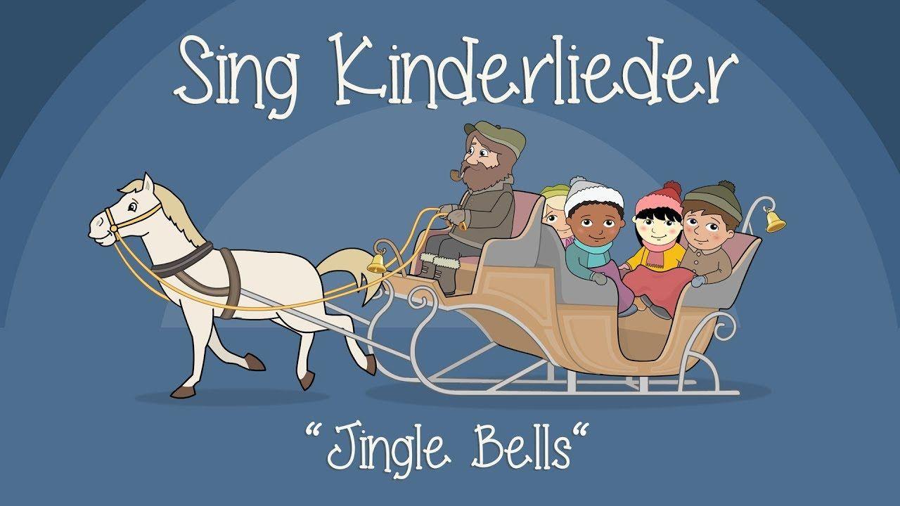 Jingle Bells - Weihnachtslieder zum Mitsingen | Sing Kinderlieder ...