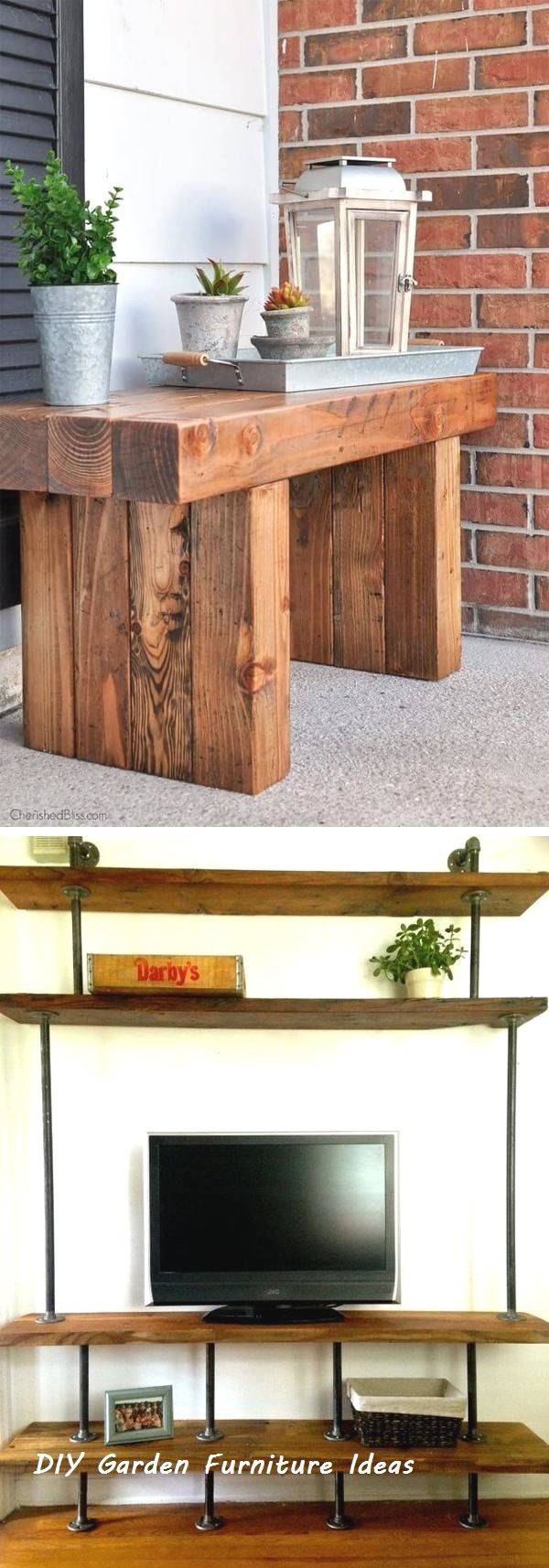 23 rustic garden furniture