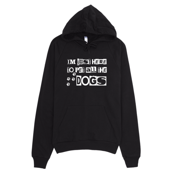 PET THE DOGS Hoodie