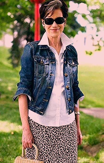 Photo of 68 Ideas Fashion Style Over 50 Older Women White Shirts