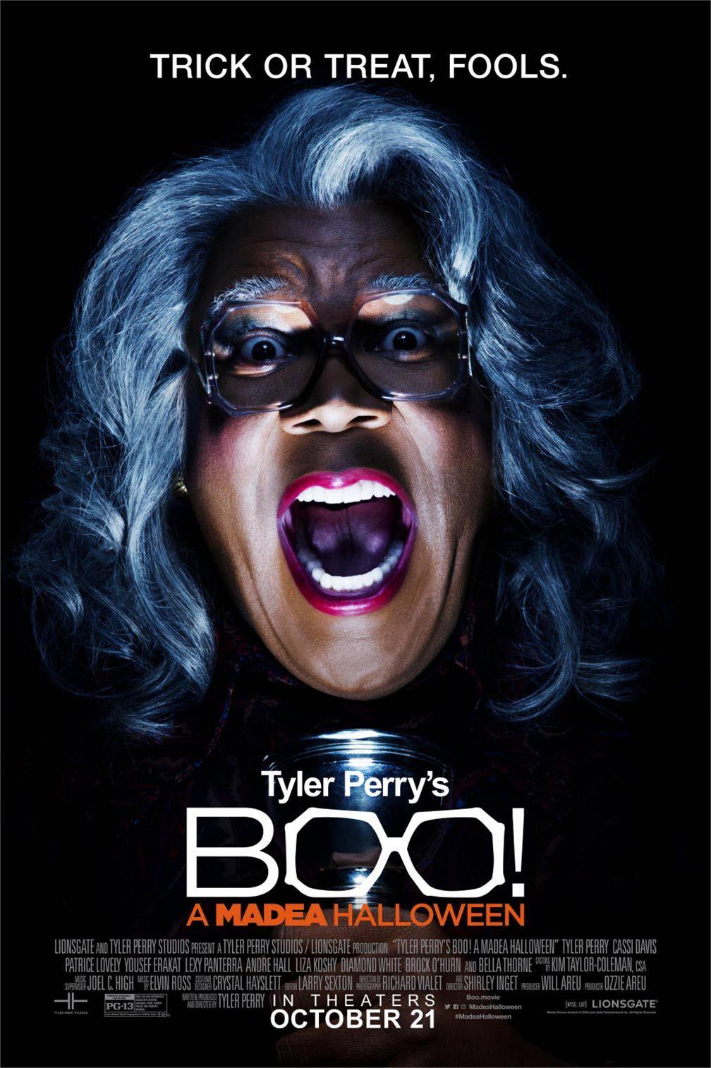 Watch Boo! A Madea Halloween Online Free Megashare Telecharge ...
