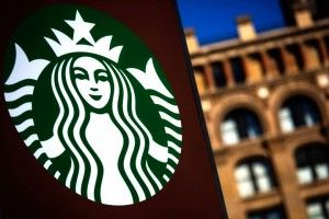 Gingerbread eggnog latte-  Starbucks. Caffeine Rush | My Awkward 20s #coffee #starbucks