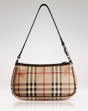 Burberry Shoulder Bag Burberry Check Shoulder Bag