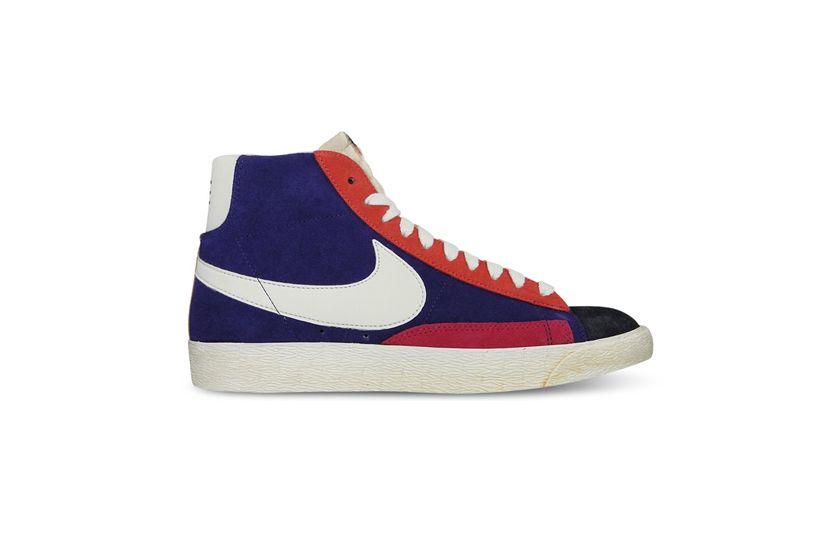 sélection premium 21d8f f4442 Nike Blazer : histoire d'une légende de la basket montante ...