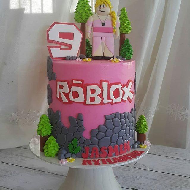 Galaxy Cake Roblox Roblox Cake Girl Roblox Birthday Cake Roblox Cake 13 Birthday Cake