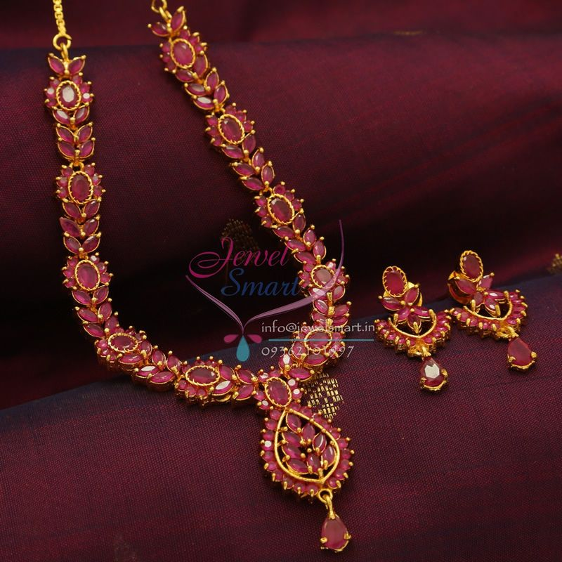 Indian Gold Jewellery Necklace Sets Google Search: Beads Jewellery Making - Google Search