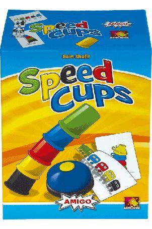 Speed cups spel. Bij boekenvoordeel.nl