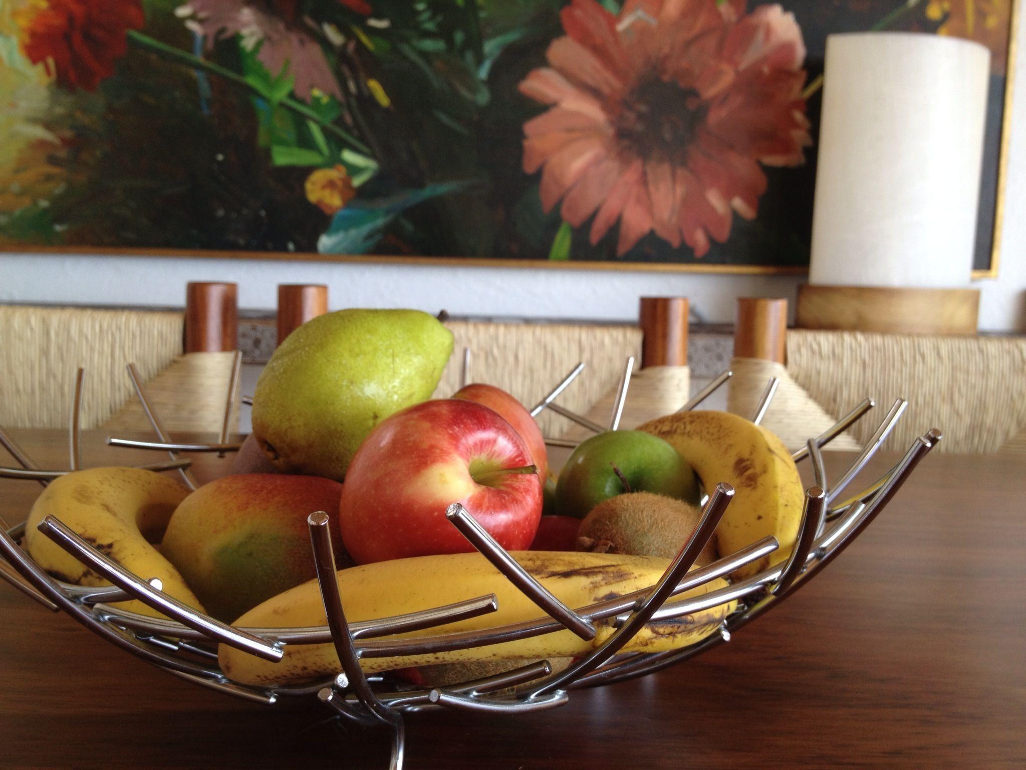 Frutas en Aries